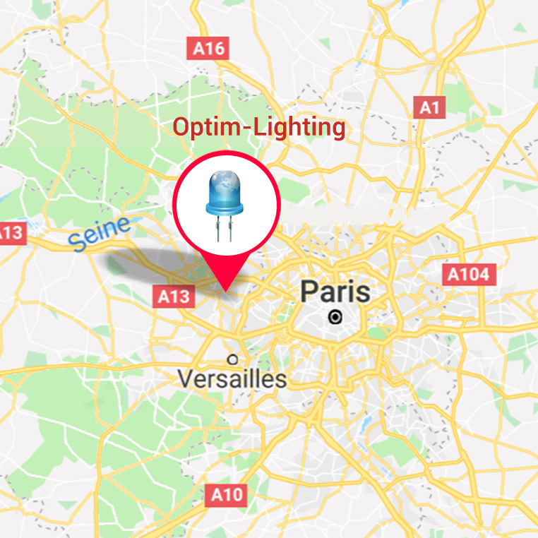 OPTIM LIGHTING 57, boulevard de la République 78400 Chatou
