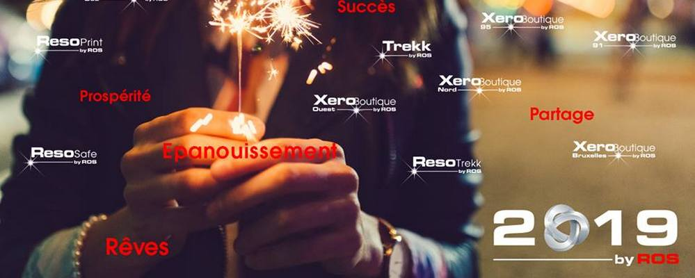 Voeux Groupe Ros 2019