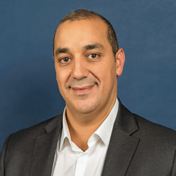 Abdelkrim ANDALOUCI : Directeur Administratif et Financier