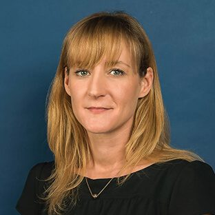Lorraine Auge : responsable Groupe Vente Resosafe Chatou