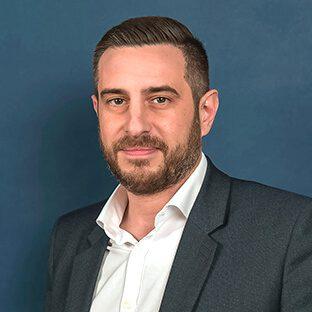 Olivier Jousset : directeur des ventes Resotrekk Chatou et Reims
