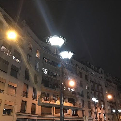 Optim Lighting urbain