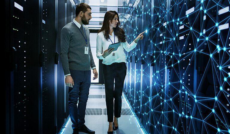 Infrastructures et virtualisation