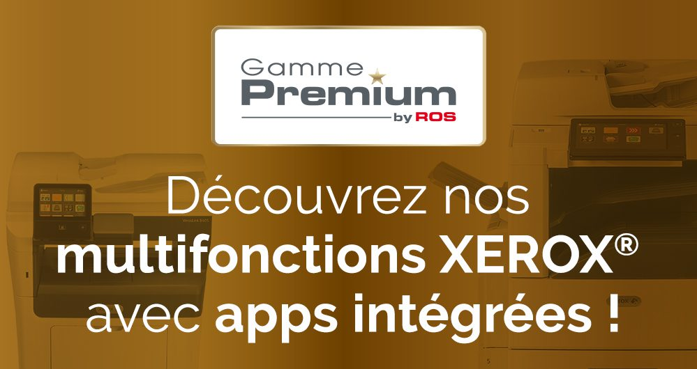 Gamme Premium by ROS