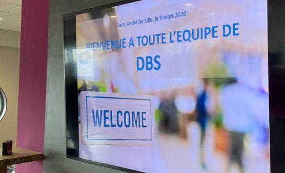Bienvenue DBS