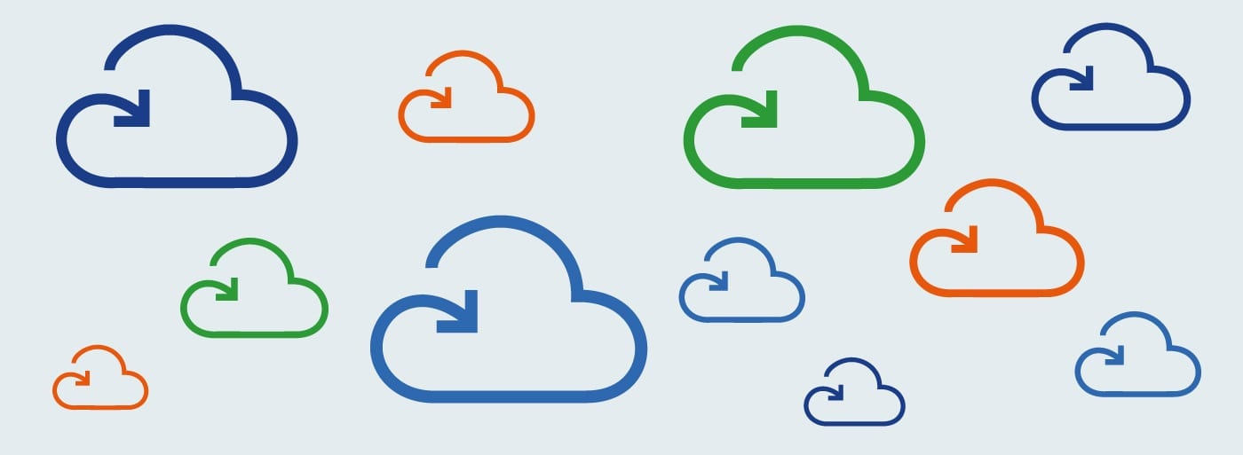 Logos applications Connecteurs Cloud