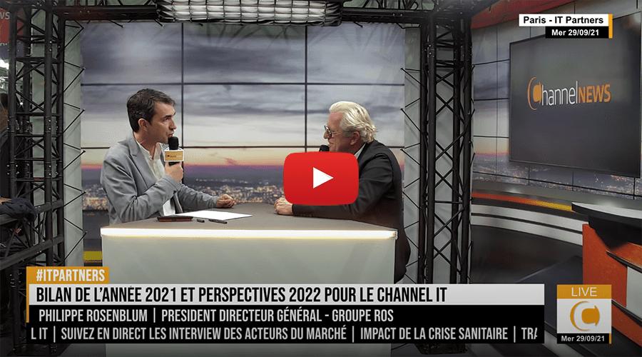 Interview de Philippe Rosenblum, directeur général de Groupe Ros